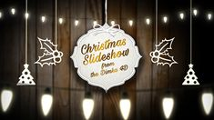 Christmas Slideshow (Holidays) #Envato #Videohive #aftereffects