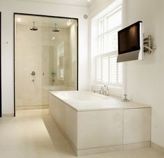 Heritage taps / Dual bath, Master bathroom Richelieus Allé by AQUADOMO