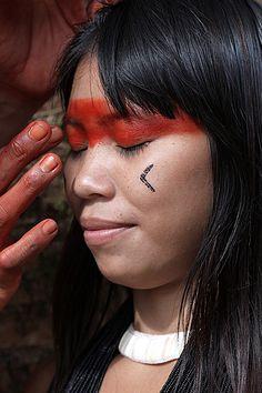 Indios Kuikuros by pedro rezende, via Flickr