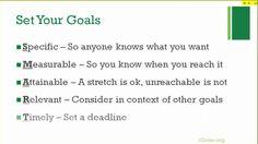 Jump$tart Teacher Training - Financial Goals and Spending Plans