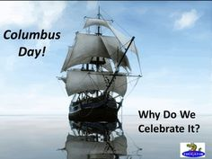 Columbus Day PowerPoint - Why Do We Celebrate Columbus Day? Learn about Columbus Day - the story of Christopher Columbus and his voyages. Fun nonfiction with animated graphics to read aloud. Includes a fun word activity at the end as well! Happy Columbus Day!