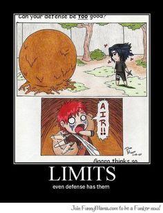 naruto meme - gaara vs sasuke