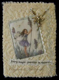 Fairy magic ATC