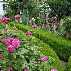 Der Klassische Landhausgarten Ist Seit Jahrzehnten Einer Der Beliebtesten  Gartenstile. Hier Erfahren Sie, Wie