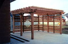 pergola designs | pictures of Free Pergolas Plans