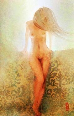 Digital Paintings by RHADS
