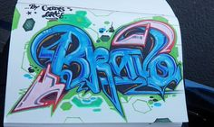 Bravo Graff