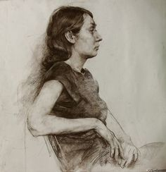 Drawing - Russian Academy of Art in Florence and St. Petersburg