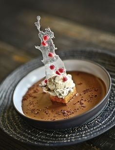 Dessert Professional | The Magazine Online - Peruvian Chocolate Soup…