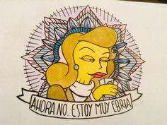 un pequeño unicornio Simpsons Simpsons, Simpsons Frases, Simpson Tumblr, Simpsons Tattoo, Monster Prom, Futurama, Photo Illustration, Tatoos, Pop Art