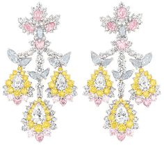 « Cher Dior »  the latest jewellery collection by 'Dior Joaillerie' artistic director, Victoire de Castellane - Find more fashion inspiration on modeconnect.com