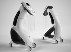 Housing Design & Rendering - 3D design and 3D modeling for new medical device and product unit
