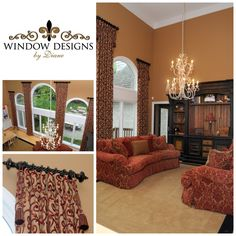 113 Best Two Story Drapery Ideas Images On Pinterest In