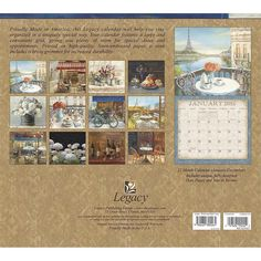 Cats Ivory Wall Calendar  Cat Calendar And Cat