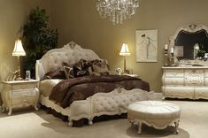 Aico Bedroom Furniture