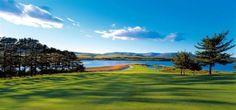 Arabella golf course near Hermanus - looks stunning