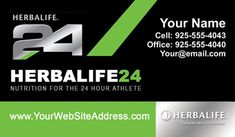 8 best herbalife business cards images on pinterest business card herbalife business cards new logo reheart Images