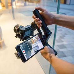 ZHIYUN Weebill Lab - Camera Stabilizer - Ideas of Camera Stabilizer - zhiyun weebill lab camera handheld gimbal stabilizer Camera Rig, Sony Camera, Camera Gear, Digital Camera, Canon Cameras, Nikon Dslr, Canon Lens, Film Camera, Electronics Gadgets