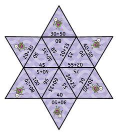 Spiel: Zehnerfreunde / Zahlenfamilien | math | Pinterest ...