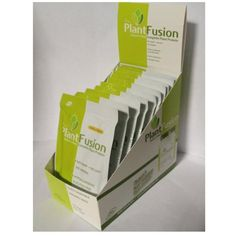 New - Plantfusion Vanilla Packets - Case of 12 - 30 Grams -- Check out this great product. (This is an affiliate link) #SportsNutrition