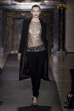 Anthony Vaccarello Automne/Hiver 2013, Womenswear - Défilés (#14520)