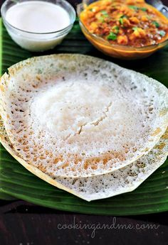 Appam, Palappam, Aappam, Lace Hoppers – whatever name you choose to call this famous Kerala breakfast dish, it doesn't change that the fact that it's one of the most amazing of man's creations in the food department. I realise I may be slightly biased here but Kerala Appam (or Aappam – we use a longer...Read More »