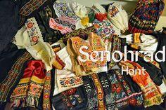 Wonderful embroidery of Hont region, Slovakia