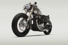 Yamaha XS650 'Yamazuki' - Classified Moto - Racing Cafe