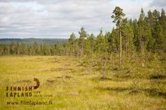 Posio, Finnish Lapland. Photo by Jani Kärppä. #filmlapland #arcticshooting #finlandlapland