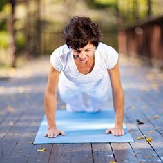 If you can't do a pushup, look no further! It's your time to shine because you can do it and we're going to show you how – literally, step by step! By doing this pushup progressions challenge, you will be able to do two sets of 10 regular pushups with good form by the end of 5 weeks!