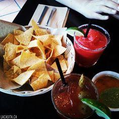 At La Casita #downtownvancouver #food #caesar #chips #lacasita #foodporn #food #yummy  La Casita Gastown Mexican Food Restaurant 101 West Cordova str, V6B 1E1 Vancouver, BC, CANADA Phone: 604 646 2444 Email: info@lacasita.ca http://www.lacasita.ca