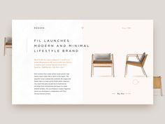 Furniture by Denis Abdullin - Dribbble