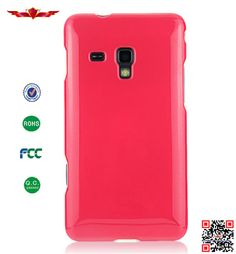 New Arrival 100% Qualify Colorful TPU Cover Cases For Samsung S7530 Omnia M Soft Durable