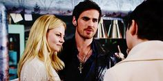 "Emma and Hook - 4 * 22 ""Operation Mongoose"" #CaptainSwan"
