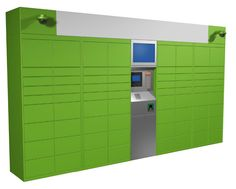 Intelligent Parcel Station Locker - Google Search