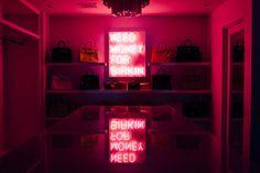 Meet The LA Artist Behind Kris Jenner's New Birkin Closet  - HarpersBAZAAR.com