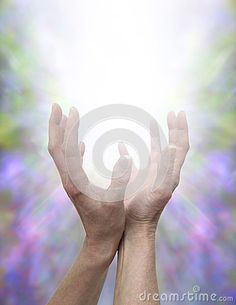 Sending Healing Energy - Download From Over 27 Million High Quality Stock Photos, Images, Vectors. Sign up for FREE today. Image: 45381474