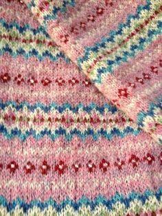 66 Ideas of Knitting Fair Isle Cardigan Yarns - crochet patterns Knitting Machine Patterns, Fair Isle Knitting Patterns, Knitting Charts, Loom Knitting, Knitting Stitches, Knit Patterns, Knitting Sweaters, Punto Fair Isle, Motif Fair Isle