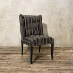 Add Variety Comfort To Your Dining Room With The Arhaus Pike Upholstered Side Chair