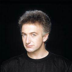 john deacon,bass. Photo for The Miracle album cover (1989)