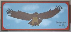 Manly Cricut cards, Wildlife cartridge