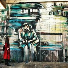 Artist: Alice Pasquini  Location: Via Fanfulla da Lodi Rome Italy  Photo: repost - check out @alicepasquini for more amazing murals!  ℹ More at StreetArtRat.com  #travel #streetart #street #streetphotography #tflers #sprayart #urban #urbanart #urbanwalls #wall #wallporn #graffitiigers #stencilart #art #graffiti #instagraffiti #instagood #artwork #mural #graffitiporn #photooftheday #streetartistry #pasteup #instagraff #instagrafite #streetarteverywhere #italy #rome