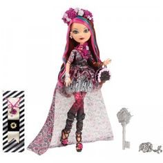 Spring Unsprung Briar Beauty is one of the dolls available in the Ever After High doll line.