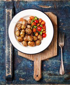 картошка печеная by Natalia Lisovskaya, via 500px