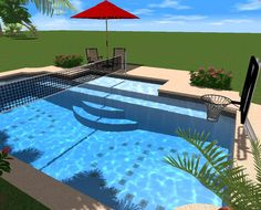 pools for small backyards | Supreme Dream Pools - Innovative Pool Designs To choose from: