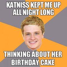 Katniss' birthday meme