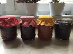 Egy kis ízelítő az én spájzomból: eper, meggy, sárgabarack, szilva, őszi befőtt, bodza szörp - Befőttek, kompótok, savanyúság receptek