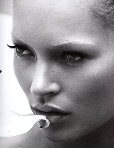 Kate Moss by Mert & Marcus