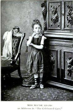 Victorian Musings: Bid Time Return for Somewhere in Time you will Come Back To Me Salt Lake City Utah, Maude Adams, Somewhere In Time, Gibson Girl, Broadway, Antique Clothing, Actress Photos, Pretty Pictures, American Actress