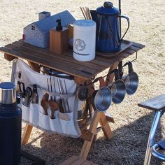 20 Make Happy Camper with True Camping Table Camping is simply not the same without a conventional campfire. A lot of people consider totally free camping is it'… Camping Hacks, Todo Camping, Kayak Camping, Camping Glamping, Beach Camping, Camping Life, Camping Survival, Family Camping, Outdoor Camping
